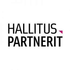 Hallituspartnerit logo